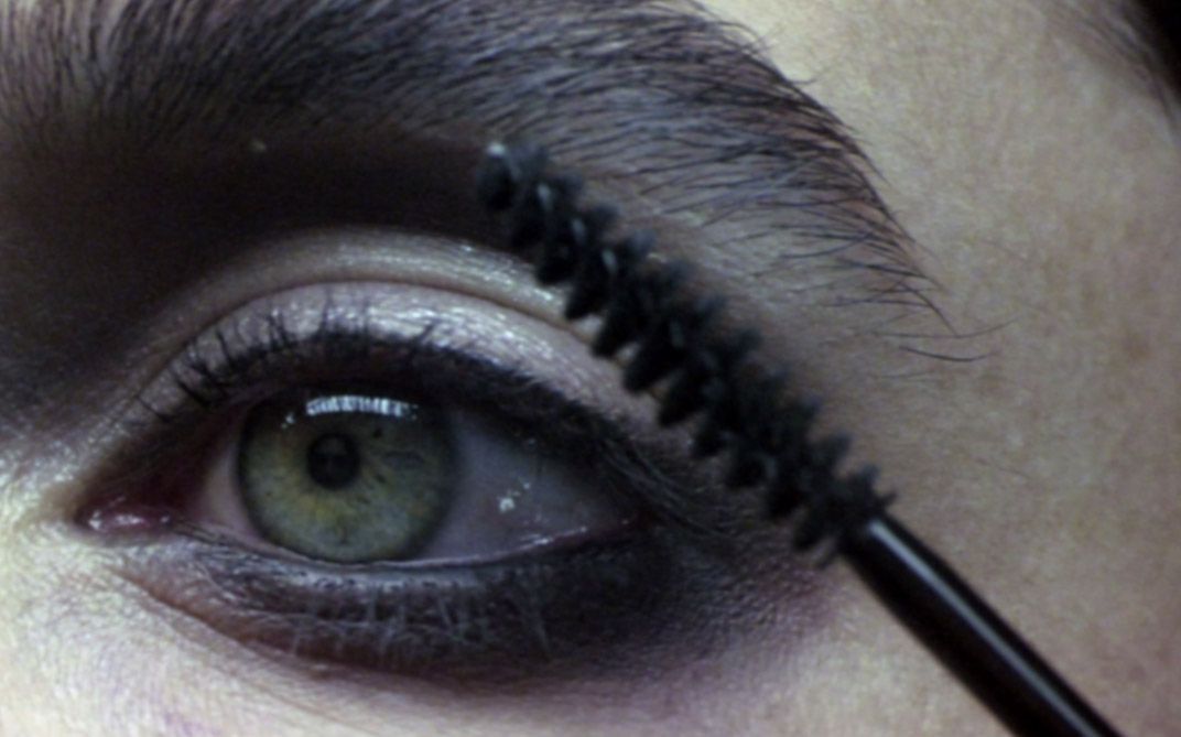 Requiem for a dream thumbnail - close up of eye