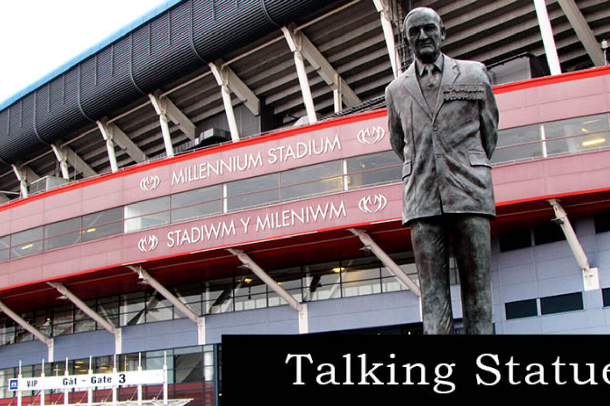 Talking Statues – Sound Design